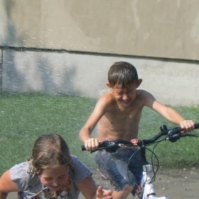 Biciklis tábor 2014